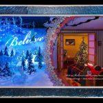 Macy Christmas Window 2013